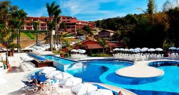 Tauá Caeté Resort com Pensão Completa + Criança Grátis