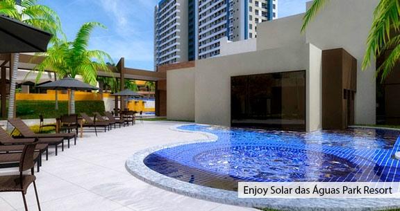 SUPER PROMO de LANÇAMENTO: Resort 5 Estrelas em Olímpia