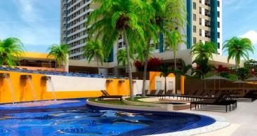 FERIADO em OLÍMPIA: Resort TOP p/ Casal + 2 Crianças