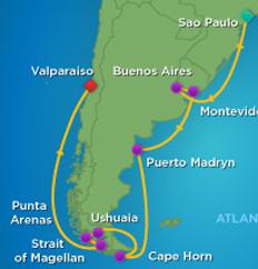 Saindo do BRASIL para o CHILE